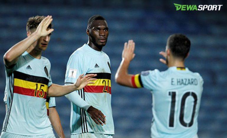 Striker Belgia Ini Ukir Rekor Baru
