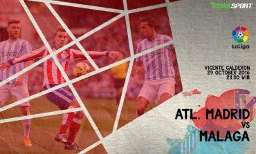 Prediksi Pertandingan Antara Atletico Madrid Melawan Malaga