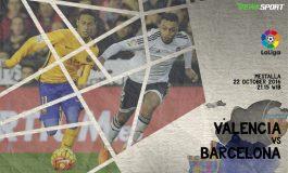 Prediksi Pertandingan Antara Valencia Melawan Barcelona
