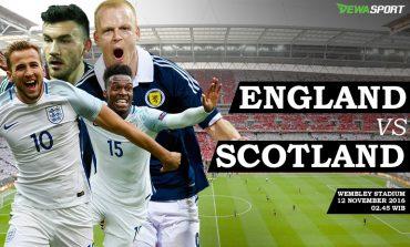 Prediksi Pertandingan Antara Inggris Melawan Skotlandia