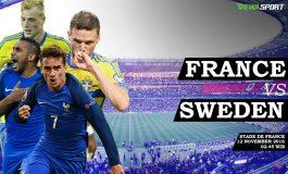 Prediksi Pertandingan Antara Prancis Melawan Swedia