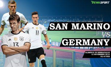 Prediksi Pertandingan Antara San Marino Melawan Jerman