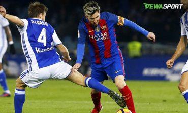 Barcelona Gagal Menang Di Markas Real Sociedad