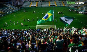 Atletico Nacional Minta Gelar Juara Sudamericana Diserahkan Kepada Chapecoense