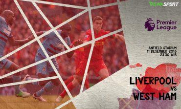Prediksi Pertandingan Antara Liverpool Melawan Westham United