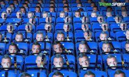 Ribuan 'Jamie Vardy' Tak Selamatkan Leicester City Dari Kekalahan