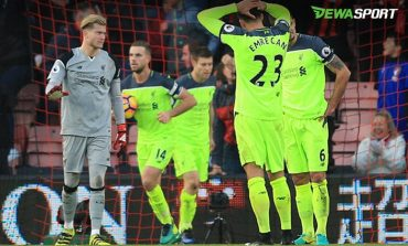 West Ham United Curi Poin Dari Liverpool