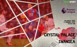 Prediksi Pertandingan Antara Crystal Palace Melawan Swansea City