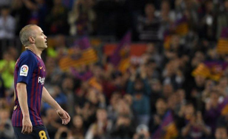 Terungkap, Andres Iniesta Rupanya Sempat Sangat Membenci Barcelona