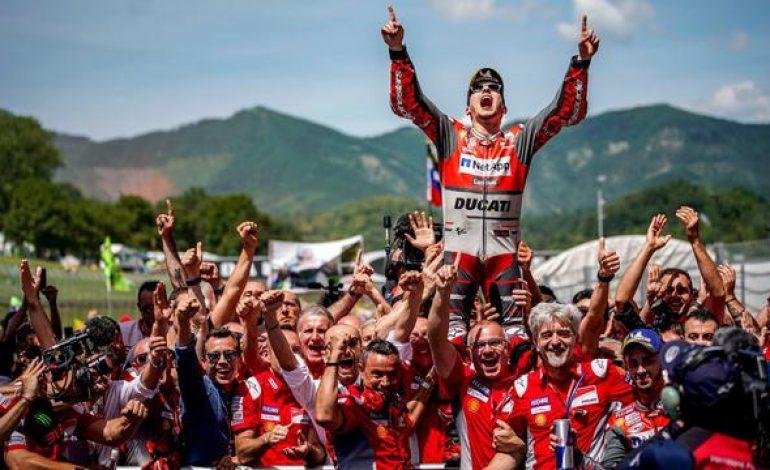 MotoGP: Bakal Gabung Honda, Lorenzo Sindir Ducati