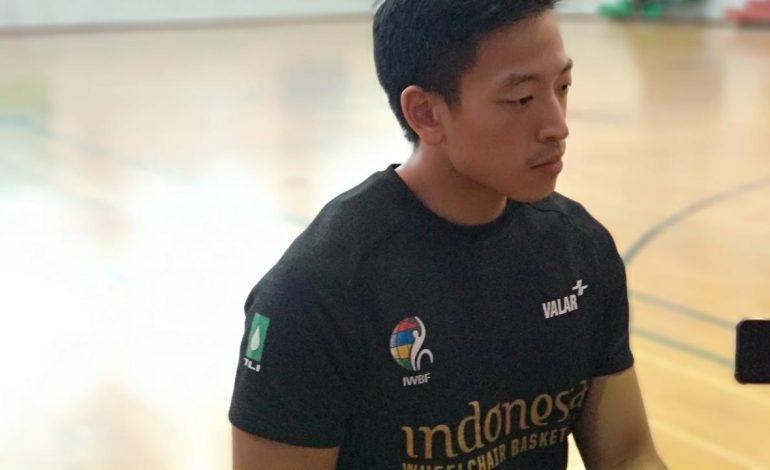 Donald Santoso: Timnas Basket Kursi Roda Indonesia Perlu Tingkatkan Komunikasi