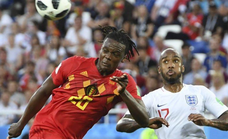 Curhatan Lucu Michy Bathsuayi Setelah Melakukan Aksi Konyol saat Selebrasi Gol Timnas Belgia