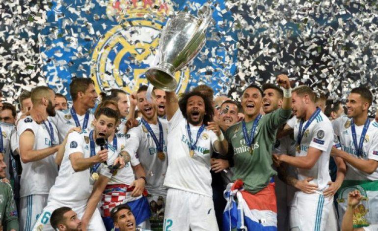Diduga Ejek Logo Liverpool, Ternyata Ketiga Pemain Real Madrid Tertawa kepada Sosok Ini