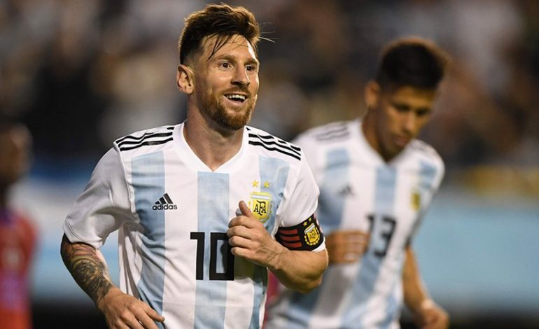 Saking Hebatnya, Messi Juga Bisa Sukses di Dunia Tenis