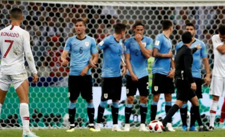 Portugal Tersingkir, Ronaldo Dibully Gara-gara Pamer Paha