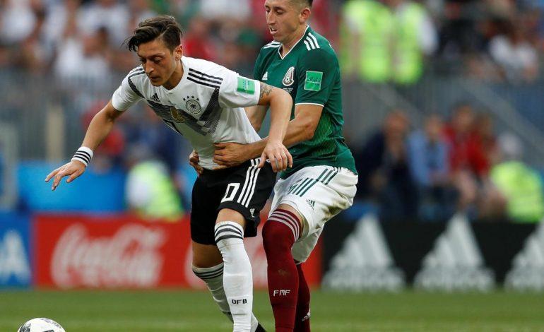 Ayah Minta Ozil Pensiun dari Timnas Jerman