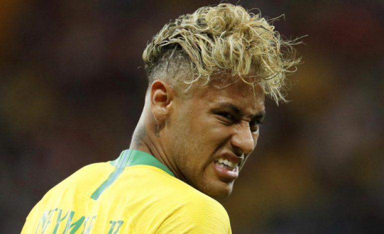 Neymar Lebih Sering Ganti Gaya Rambut Ketimbang Cetak Gol di Rusia
