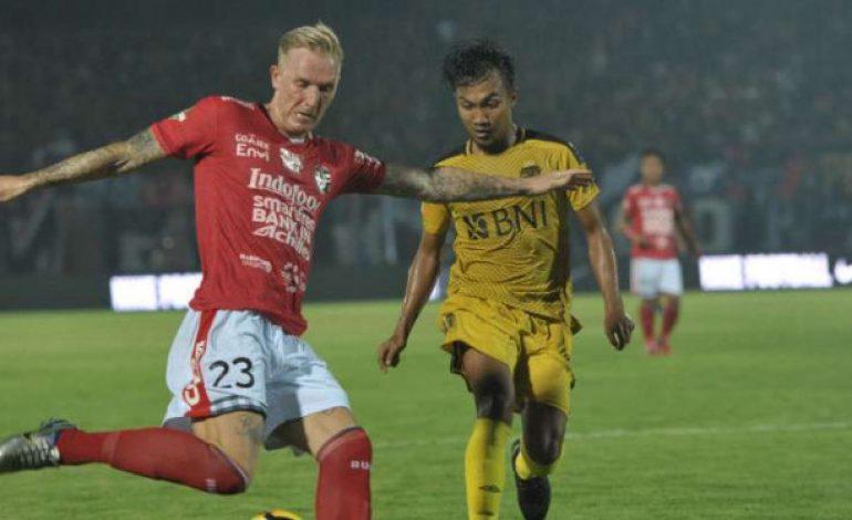 Sindiran Pedas Suporter Bali United untuk Bhayangkara FC