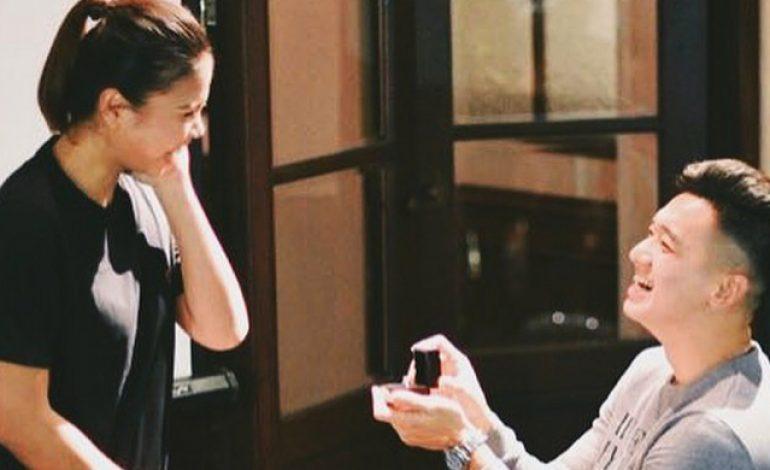 Resmi Tunangan, Greysia Polii Ucapkan Syukur dengan Cara Romantis