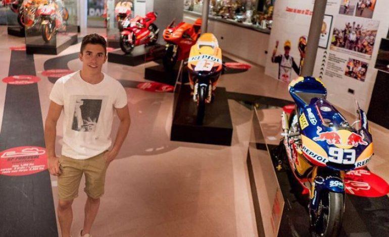 Marc Marquez Buka Diri Rahasia Kebugaran Fisiknya Selama Balap MotoGP