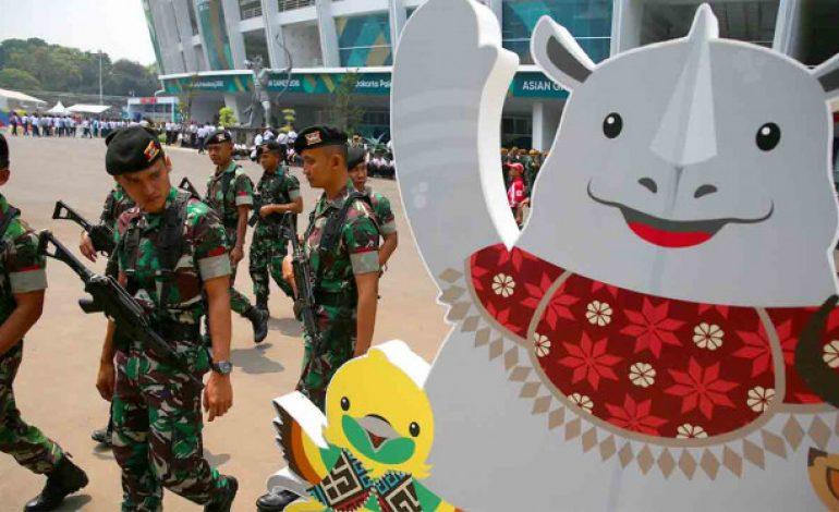 Ini Sandi Pengamanan Presiden Jokowi dan Tamu Negara di GBK