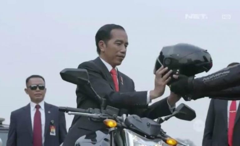 Kenalkan, Ini Sosok Editor Video Aksi Jokowi di Pembukaan Asian Games 2018