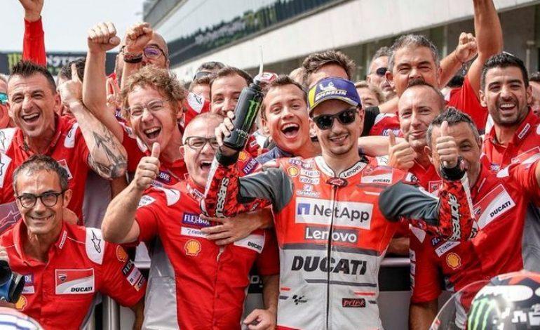 Banyak yang Tak Sadar, Ternyata Jorge Lorenzo Juga Torehkan Rekor di MotoGP Ceko