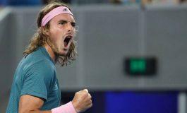 Bisa Jungkalkan Federer, Stefanos Tsitsipas : Saya Bahagia