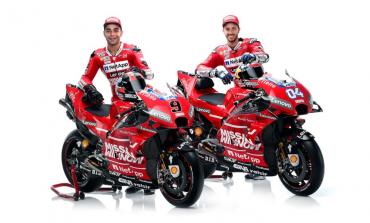 Ubah Tampilan Motor, Ducati Janjikan Penampilan Ganas di MotoGP 2019