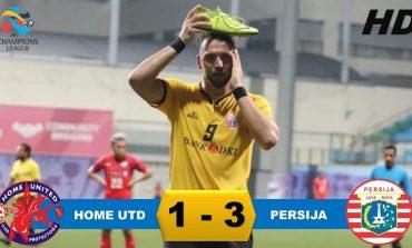 Persija Jakarta Permak Home United