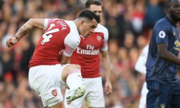 Menang 2-0, Arsenal Akhiri Ketangguhan Manchester United