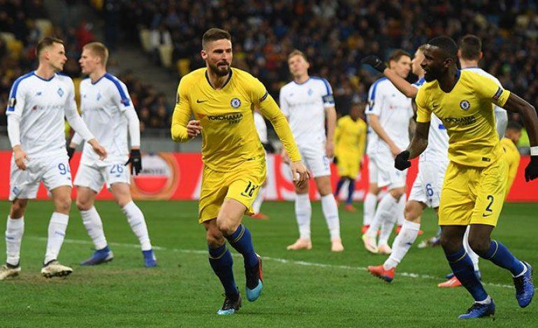 Hasil Pertandingan Dynamo Kiev vs Chelsea: Skor 0-5