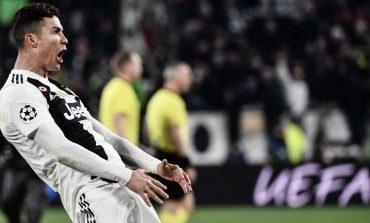 Selebrasi Ronaldo Dinilai Melanggar Norma, Juventus Disanksi