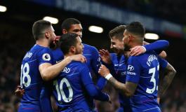 Chelsea Diuntungkan Gol Telat Marcos Alonso