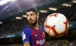 Tak Lakukan Selebrasi Gol dan Rapor Merah Luis Suarez di Laga Tandang