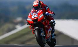 Dovizioso Akui Keunggulan Marc Marquez di Sirkuit Le Mans