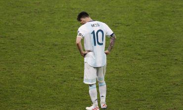 Tidak Pensiun, Lionel Messi Bersumpah Terus Membantu Argentina