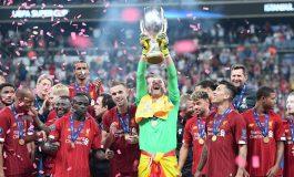 Hasil Pertandingan Piala Super Eropa 2019: Liverpool Berjaya di Istanbul