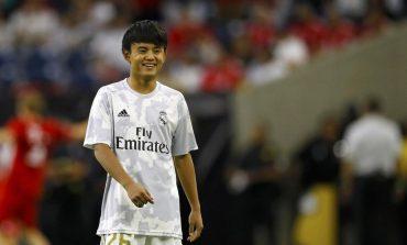 Diincar Real Valladolid, Takefusa Kubo Berpotensi Tampil di La Liga