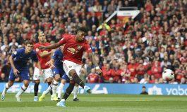 Manchester United Akhiri Perlawanan Chelsea di Old Trafford