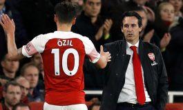 Unai Emery Punya Satu Pesan Khusus untuk Mesut Ozil, Apa Itu?