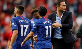 Begini Reaksi Frank Lampard Balas Kritik Jose Mourinho