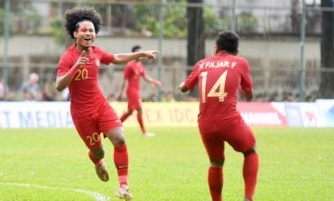 Timnas Indonesia U-18 Kalahkan Filipina 7-1 di Piala AFF U-18 2019