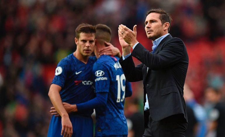 Chelsea Dilibas Man United, Mourinho Semprot Lampard