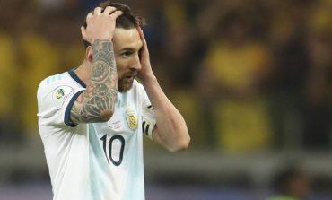 Lionel Messi Resmi Dihukum Tiga Bulan Larangan Perkuat Argentina
