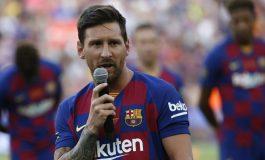 Pertama dalam 10 Tahun, Barcelona Awali LaLiga Tanpa Messi