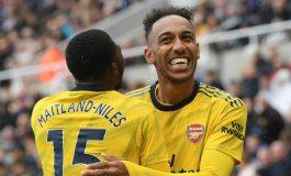 Aubameyang Yakin Lini Depan Arsenal Bakal Menggila di Musim Ini