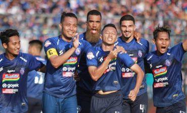 Hasil Pertandingan Arema FC vs Persebaya Surabaya: 4-0