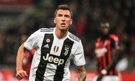 Giorgio Chiellini dan Mario Mandzukic Tak Masuk Skuat Juventus di Liga Champions
