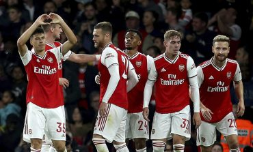 Hasil Pertandingan Arsenal vs Nottingham Forest: Skor 5-0